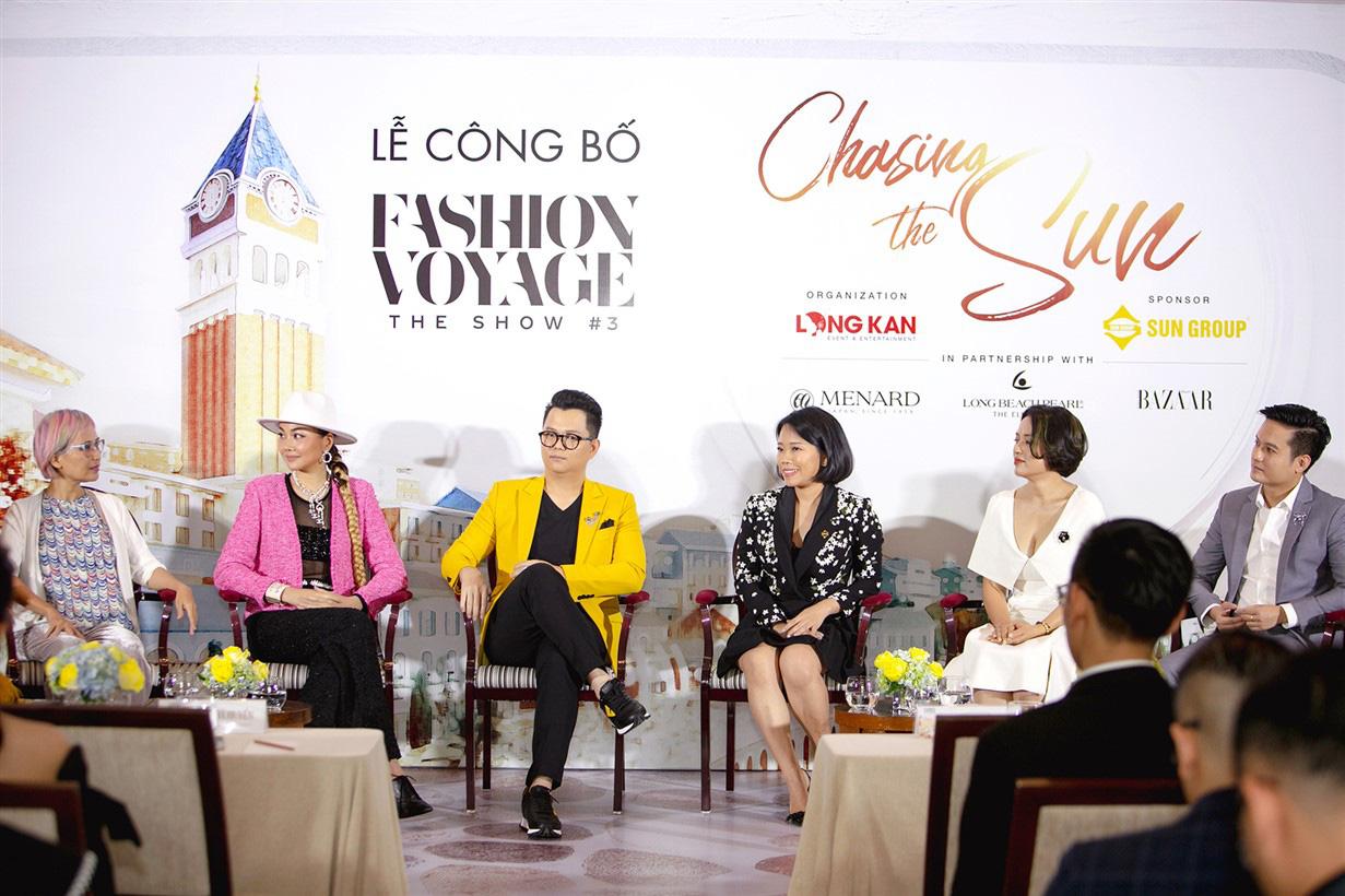 Sun Group cùng đạo diễn Long Kan tổ chức show Fashion Voyage #3 lớn chưa từng có tại Nam Phú Quốc - Ảnh 2.