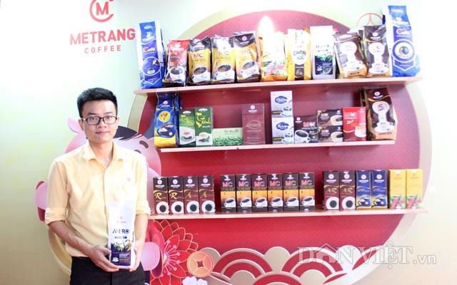 Thương hiệu Cà phê Mê Trang của Khánh Hòa