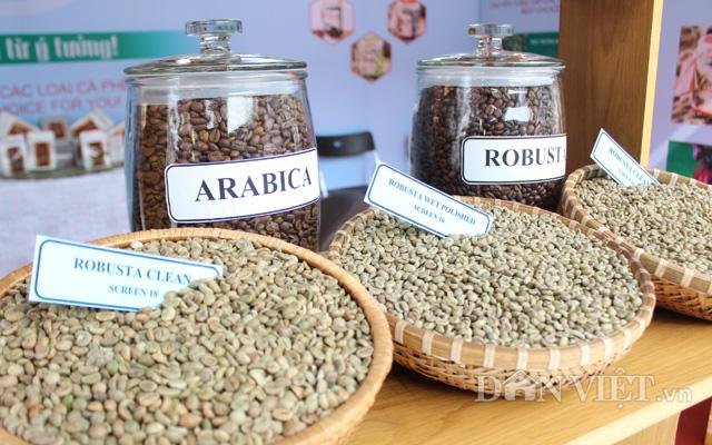 Xuất khẩu cà phê của Việt Nam vẫn duy trì tốc độ trưởng 8,2%/năm với kim ngạch bình quân 3,13 tỷ USD/năm