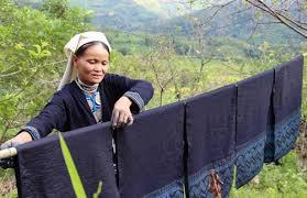 Lưu giữ nghề dệt thổ cẩm, nghề gửi gắm tâm tình của người Dao Tiền - Ảnh 2.