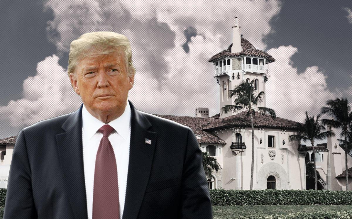 Rời Nhà Trắng, ông Trump sẽ đi đâu? - Ảnh 1.