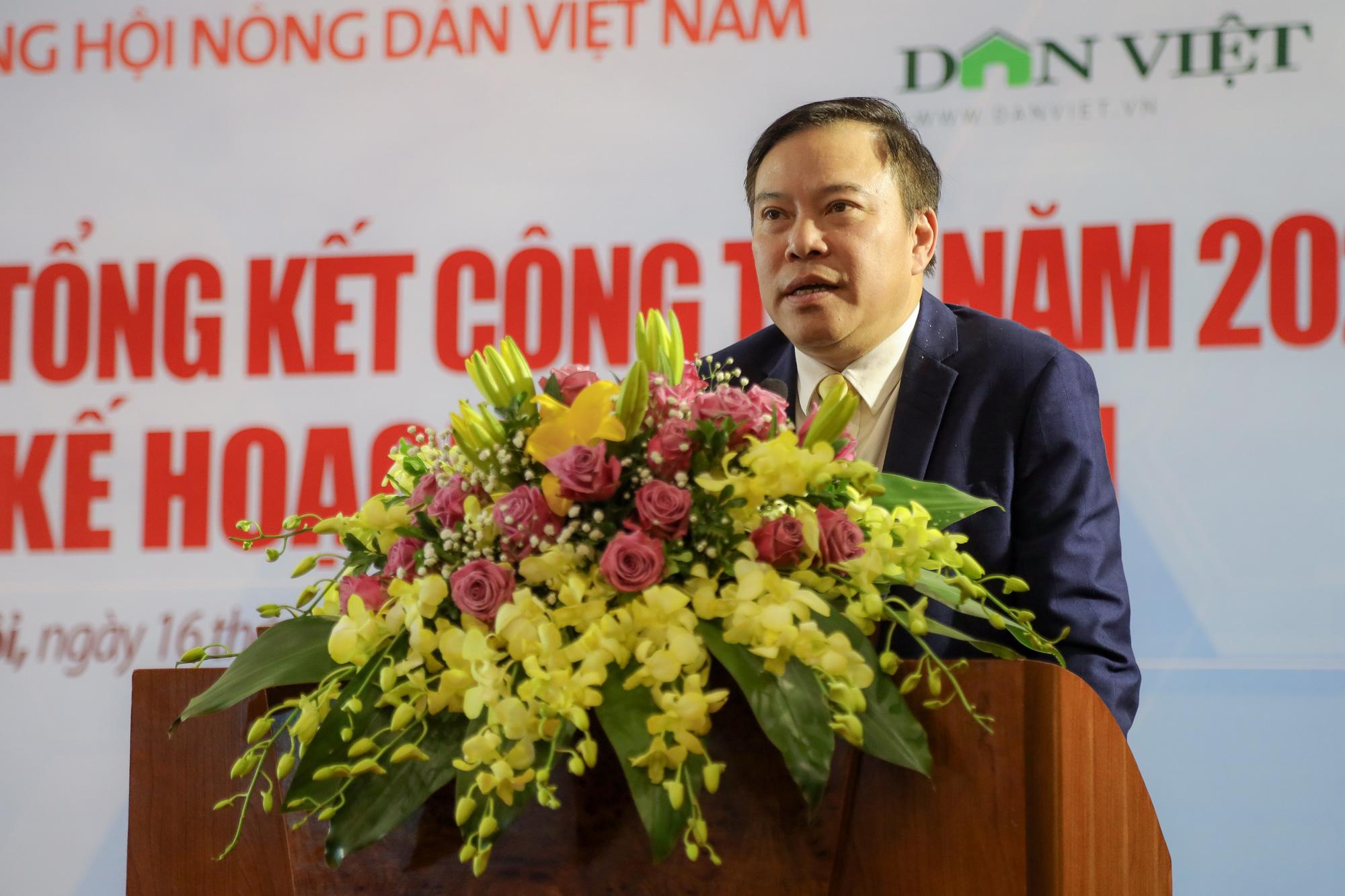 Phó Chủ tịch T.Ư Hội NDVN: Báo NTNN sát cánh, đồng hành cùng nông dân trên mọi nẻo đường - Ảnh 4.
