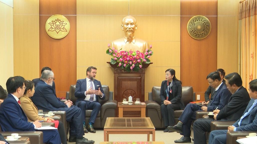 Nghiên cứu đầu tư Dự án Trung tâm Công nghệ và Công nghiệp Việt Nam tại Thái Nguyên hơn 9.000 tỷ đồng - Ảnh 1.