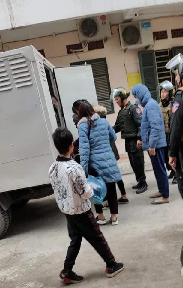 Cụ bà 75 tuổi cầm đầu ổ ma tuý phức tạp ở Thái Bình - Ảnh 2.