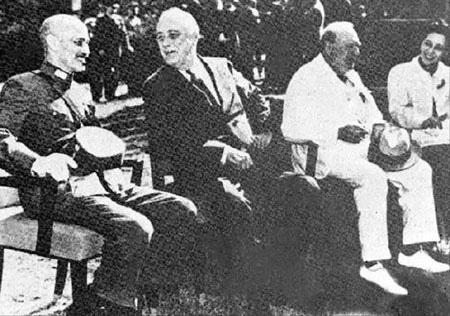 2 kế hoạch ám sát Tưởng Giới Thạch từ Anh và Mỹ - Ảnh 1.