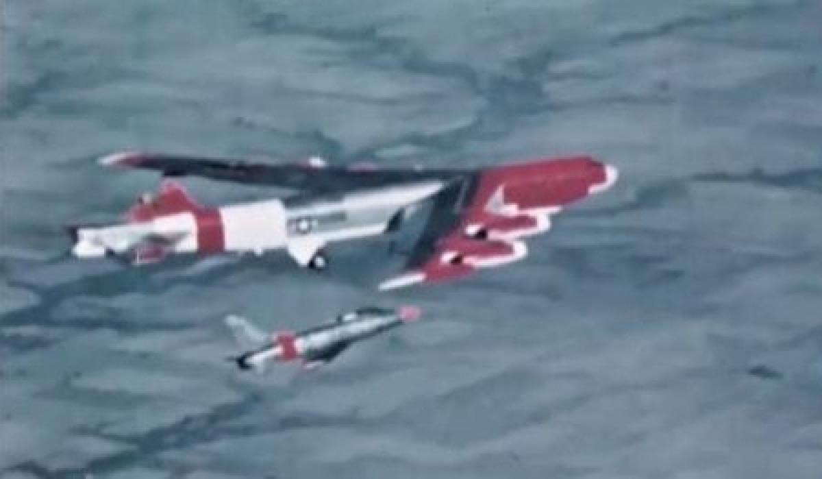 Chuyện hy hữu: Máy bay ném bom B-52H hạ cánh theo kiểu khó tin - Ảnh 4.