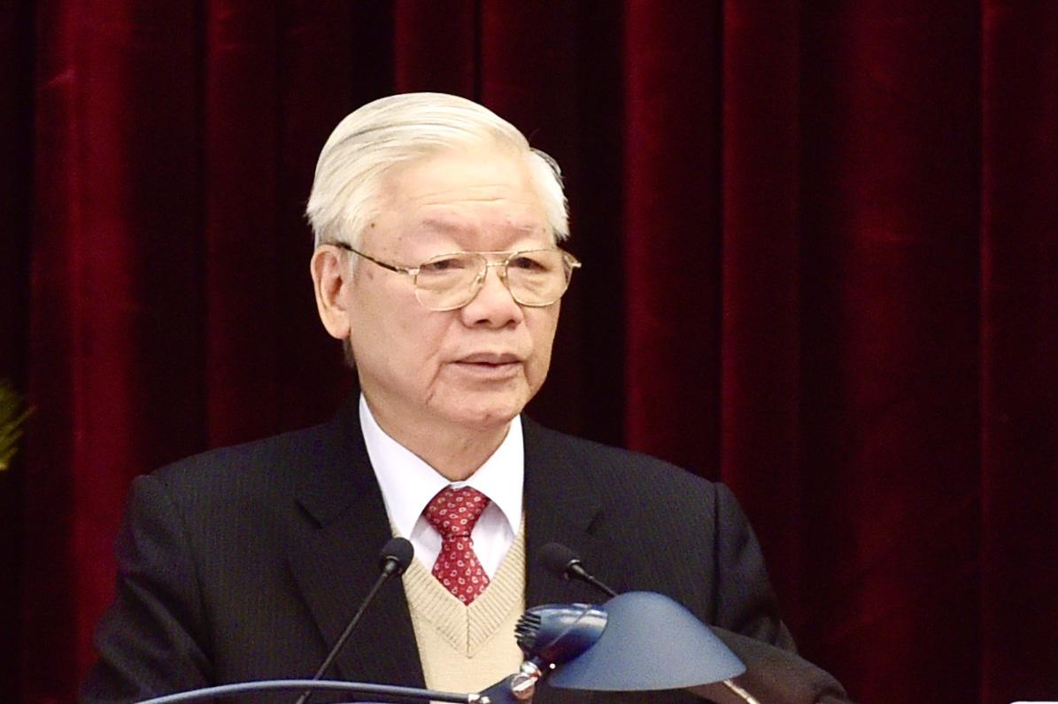 Trung ương thông qua danh sách nhân sự là Uỷ viên Bộ Chính trị thuộc trường hợp đặc biệt tái cử khoá XIII - Ảnh 1.