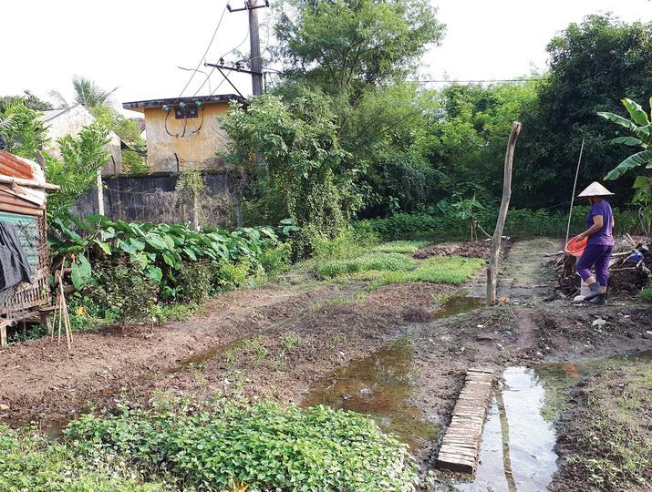 Làm thế nào chuyển đổi đất nông nghiệp xen kẹt thành đất ở? - Ảnh 1.