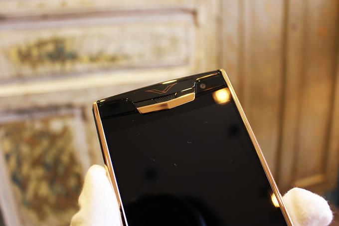 Chiếc điện thoại Vertu độc nhất thế giới về tay đại gia Việt  - Ảnh 7.