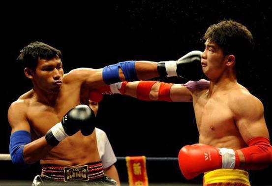 3 lần kungfu Trung Quốc thất bại ê chề trước muay Thái - Ảnh 1.