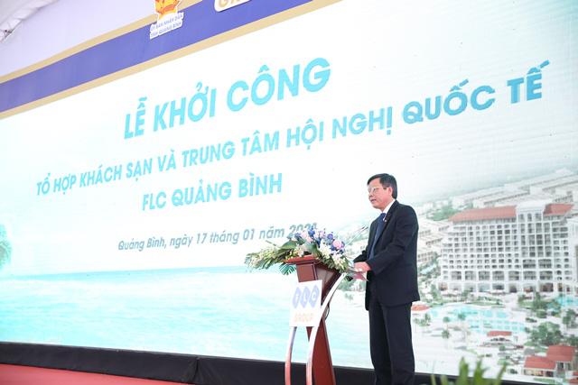 Quảng Bình: Tập đoàn FLC khởi công 2 hạng mục tại đại dự án lớn nhất miền Trung - Ảnh 3.