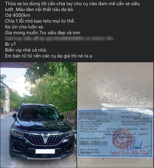 Chia tay Brilliance V7 sau 4.000km, chủ xe tiết lộ mức giá mong muốn hơn 700 triệu đồng - Ảnh 2.
