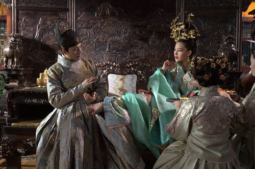Vị thái giám to gan, gian dâm với cả dàn phi tần của hoàng đế  - Ảnh 2.
