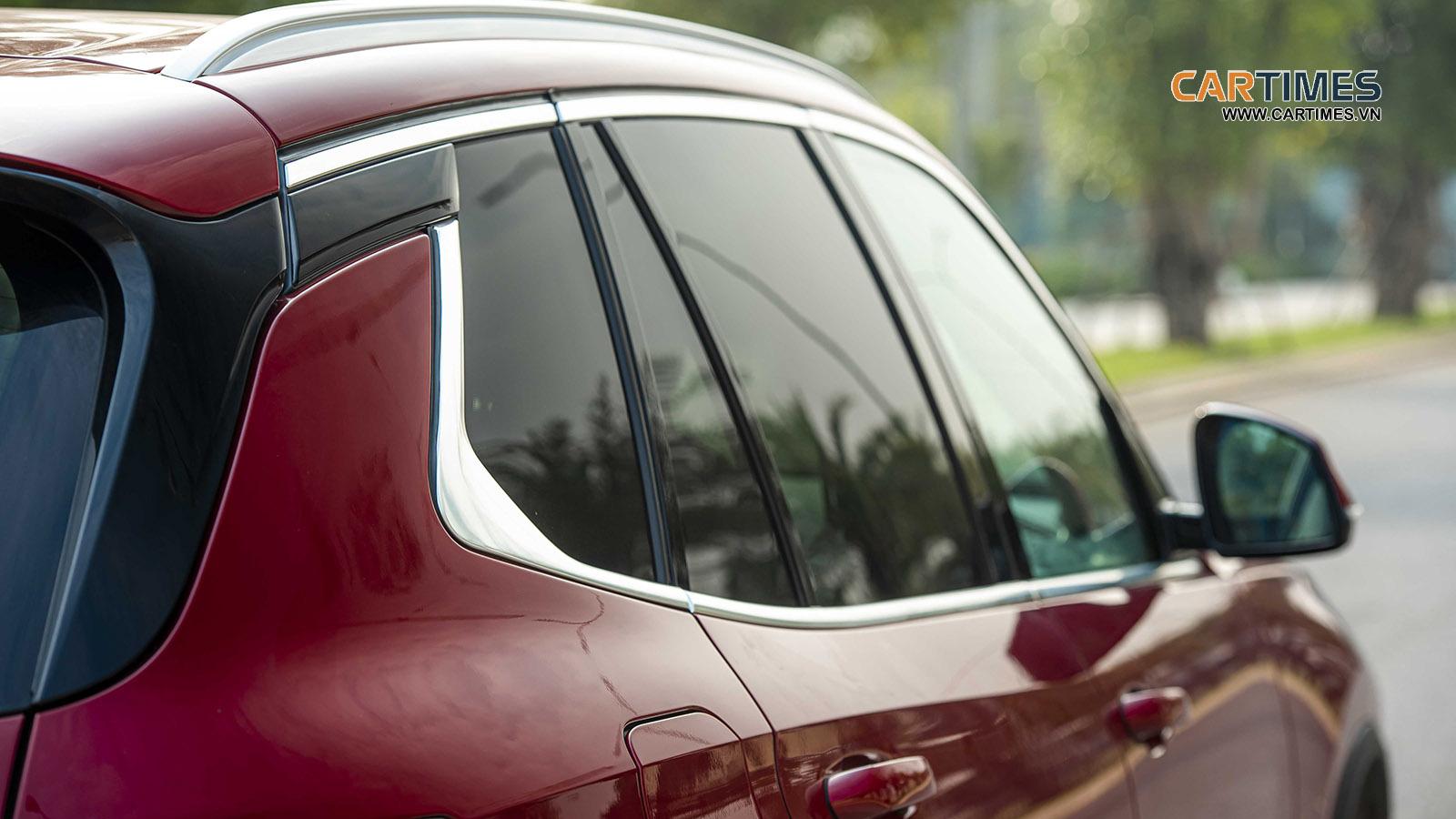 Thân xe VinFast Lux SA2.0