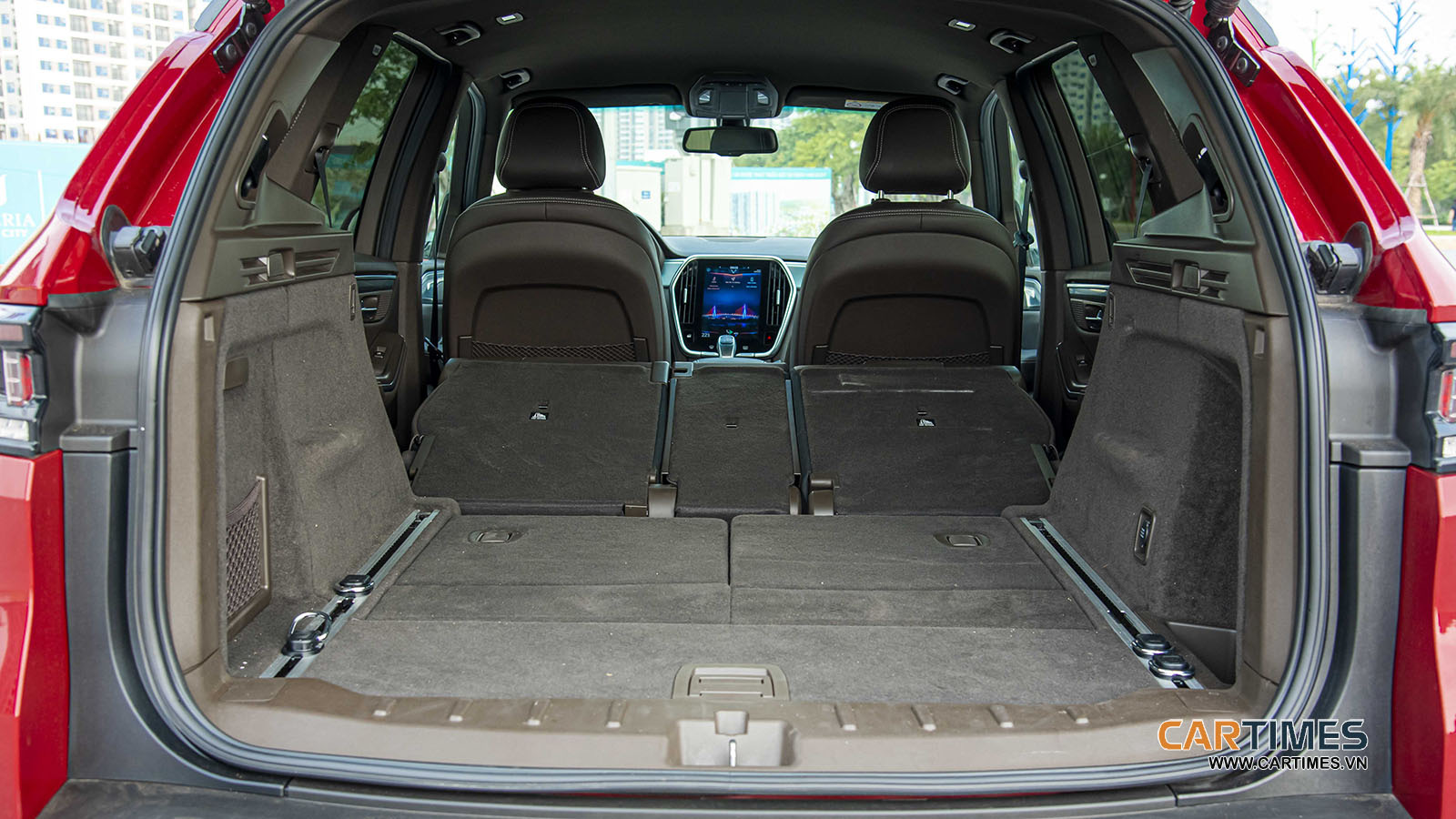 Đuôi xe VinFast Lux SA2.0