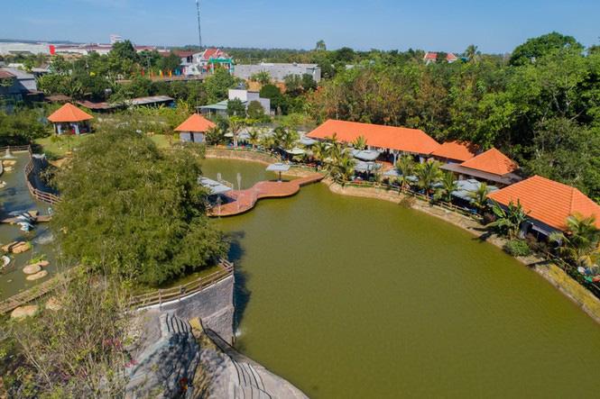 """8 ha đất nông nghiệp bị """"hô biến"""" thành khu du lịch ở Đồng Nai thế nào? - Ảnh 1."""