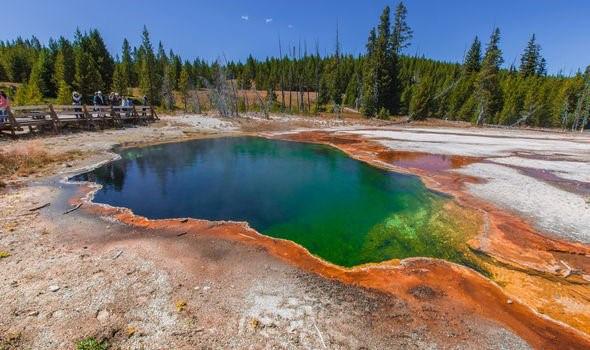 Phát hiện mạch nước ngầm phun trào cao nhất thế giới tại Yellowstone - Ảnh 3.