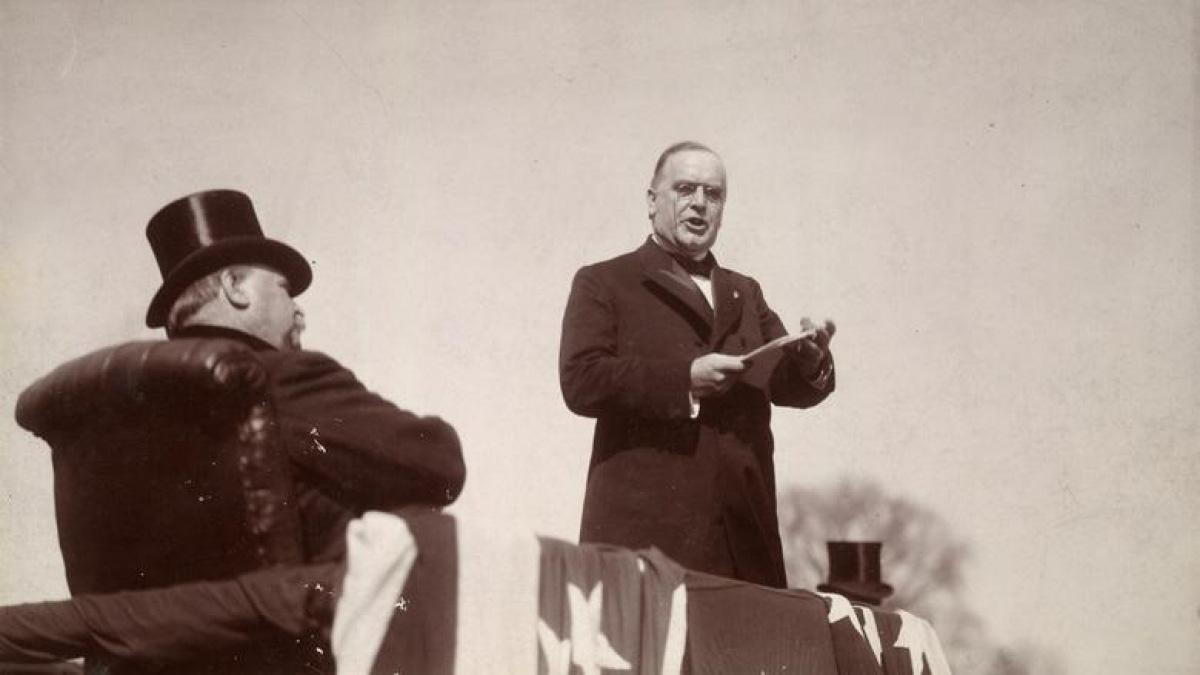 Nhìn lại những hình ảnh ấn tượng trong lễ nhậm chức của các Tổng thống Mỹ - Ảnh 5.