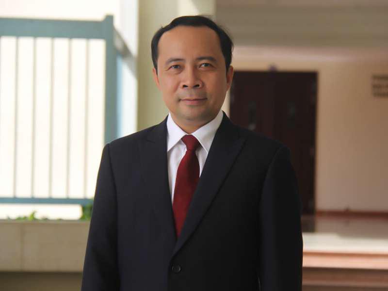 PGS-TS 47 tuổi được bổ nhiệm giữ chức Giám đốc Đại học Quốc gia TP.HCM - Ảnh 1.
