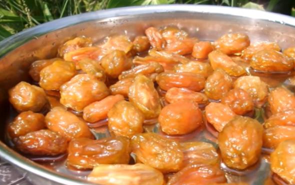 Mứt cóc chua ngọt, cay cay làm mê thực khách dịp Tết đến, Xuân về  - Ảnh 7.