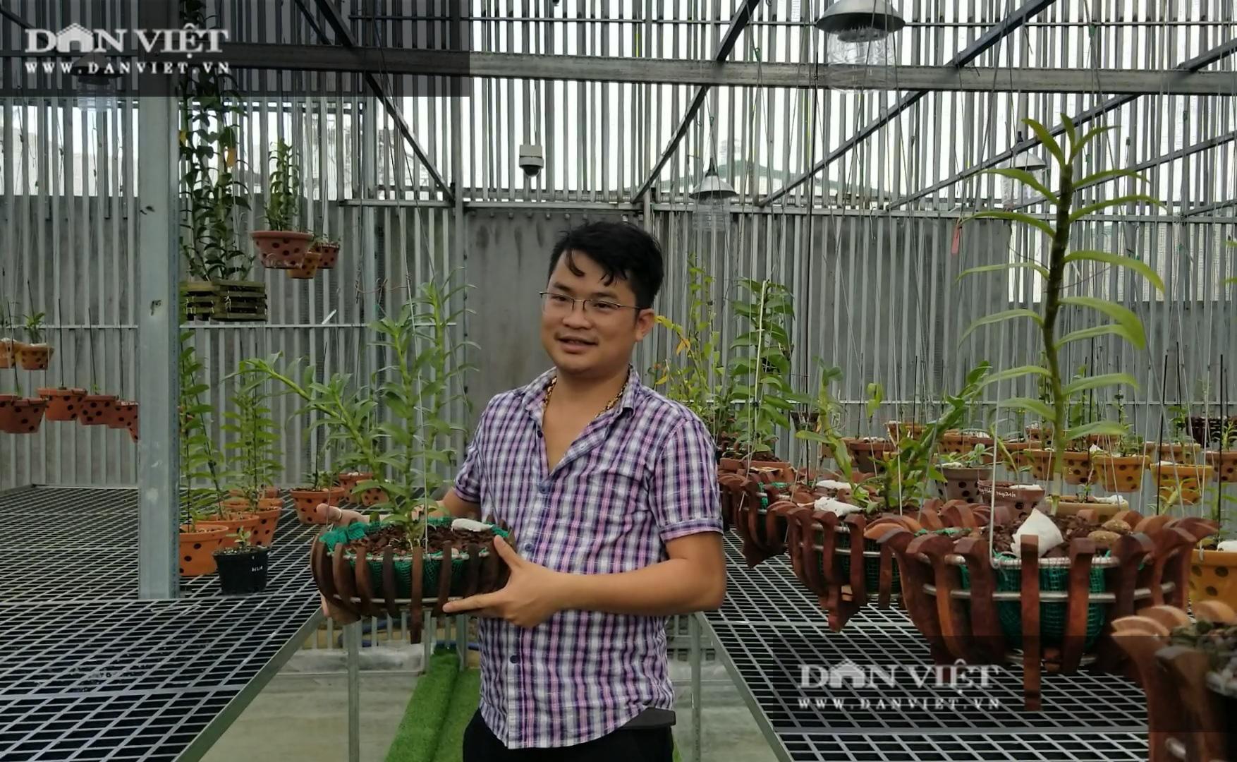 Bỏ chuỗi cửa hàng Viettel lương tháng 50 triệu, 8X về đầu tư giàn phong lan đột biến trị giá 30 tỷ - Ảnh 3.