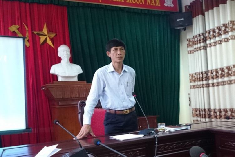 Thanh Hóa: Cách tất cả chức vụ trong Đảng đối với nguyên Phó chủ tịch huyện đanh bạc tại trụ sở - Ảnh 1.