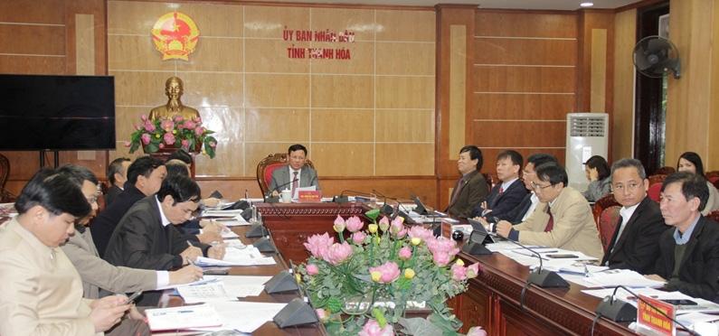Các doanh nghiệp Đài Loan đề xuất triển khai tại Thanh Hóa một dự án nông nghiệp có quy mô khoảng 2.500 ha  - Ảnh 1.