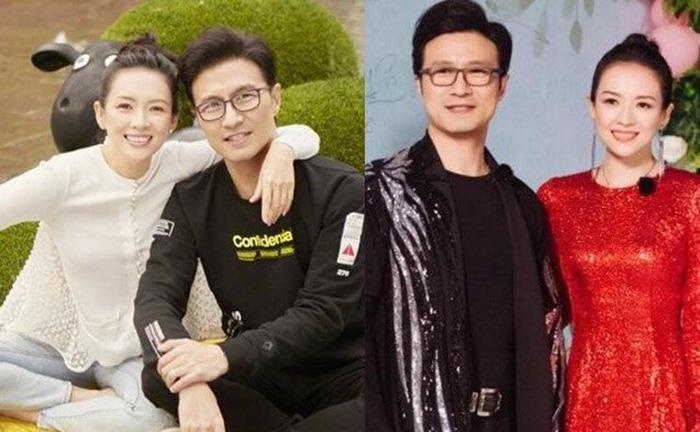 """Rộ tin đồn Chương Tử Di - Uông Phong """"ly hôn"""" - Ảnh 4."""