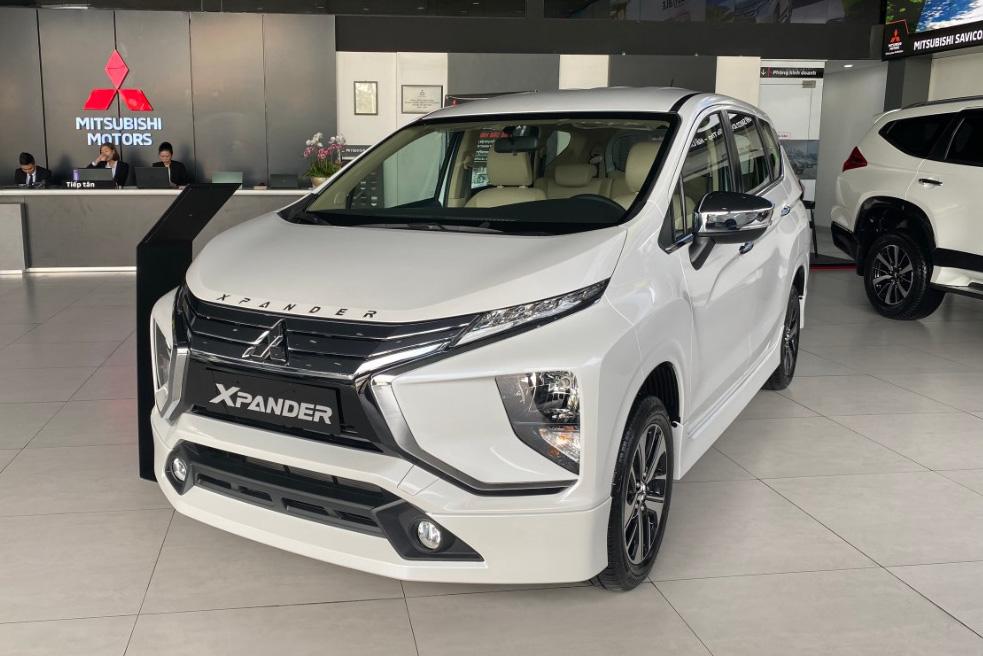 Mitsubishi Việt Nam triệu hồi Outlander và Xpander để kiểm tra và nâng cấp bơm xăng - Ảnh 3.