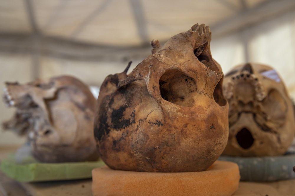 Cận cảnh xác ướp hơn 3.000 năm tuổi ở Ai Cập - Ảnh 10.