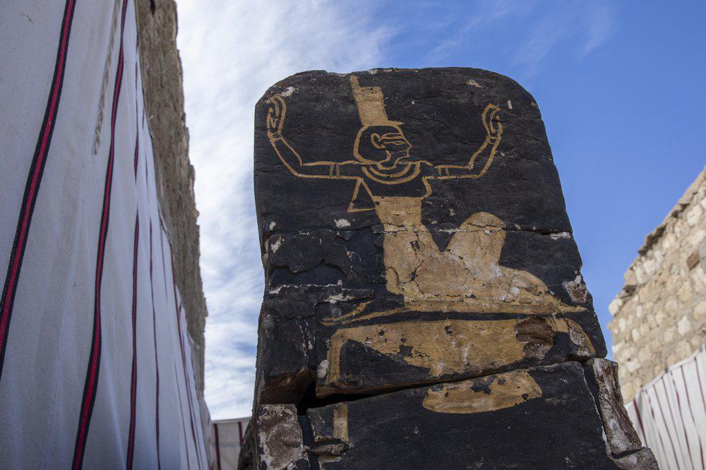 Cận cảnh xác ướp hơn 3.000 năm tuổi ở Ai Cập - Ảnh 2.