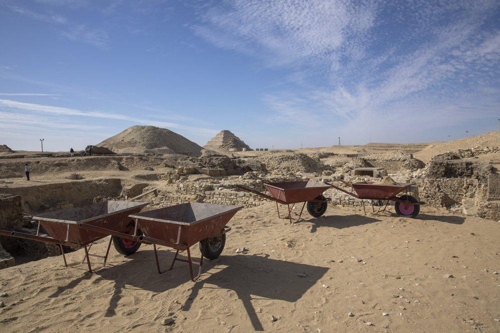 Cận cảnh xác ướp hơn 3.000 năm tuổi ở Ai Cập - Ảnh 5.