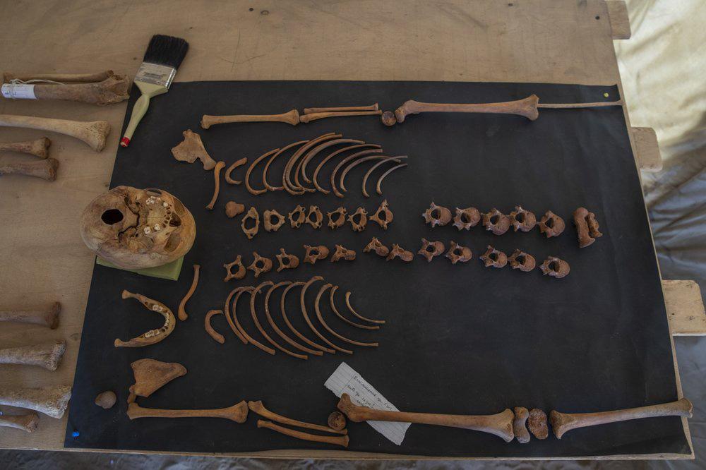 Cận cảnh xác ướp hơn 3.000 năm tuổi ở Ai Cập - Ảnh 6.