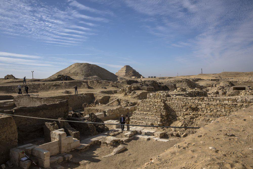 Cận cảnh xác ướp hơn 3.000 năm tuổi ở Ai Cập - Ảnh 7.
