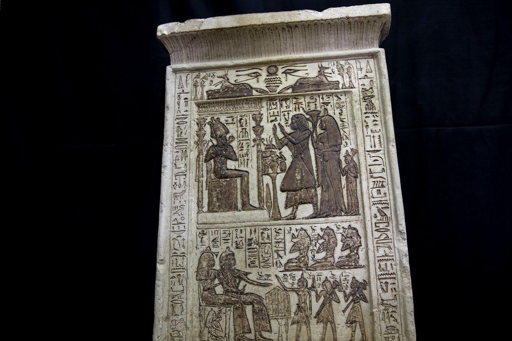Cận cảnh xác ướp hơn 3.000 năm tuổi ở Ai Cập - Ảnh 9.