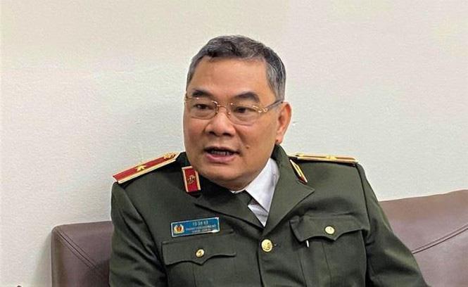 Bộ Công an bố trí lực lượng nhiều vòng, nhiều lớp bảo vệ Đại hội XIII của Đảng - Ảnh 2.