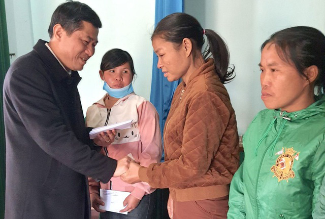 Nghệ An: Tiếp nhận gần 83,17 tỷ đồng ủng hộ Tết vì người nghèo - Ảnh 2.