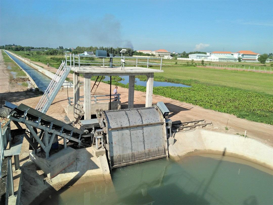 Chênh lệch 179 tỉ đồng giá nước thô ở Nhà máy nước Kênh Đông - Ảnh 1.