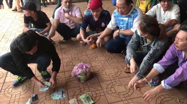 """Bình Phước: Bắt giữ 31 đối tượng đánh bạc kiếm tiền… """"đón Tết Tân Sửu"""" - Ảnh 3."""