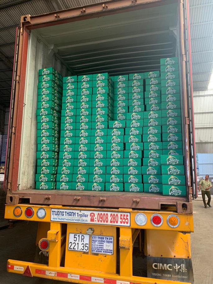 Vì sao Giám đốc Công ty bia Sài Gòn Việt Nam bị đề nghị truy tố? - Ảnh 1.