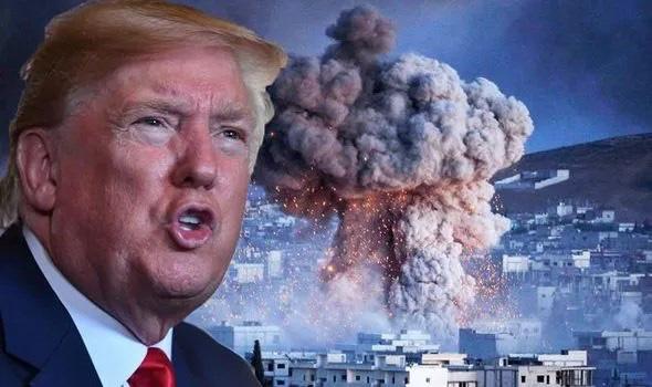 Cảnh báo 6 điểm nóng nguy cơ bùng nổ thế chiến 3 trong năm 2021 - Ảnh 1.