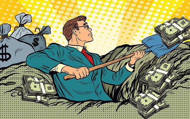 Đa phần người giàu có thường khó tu? - Ảnh 1.