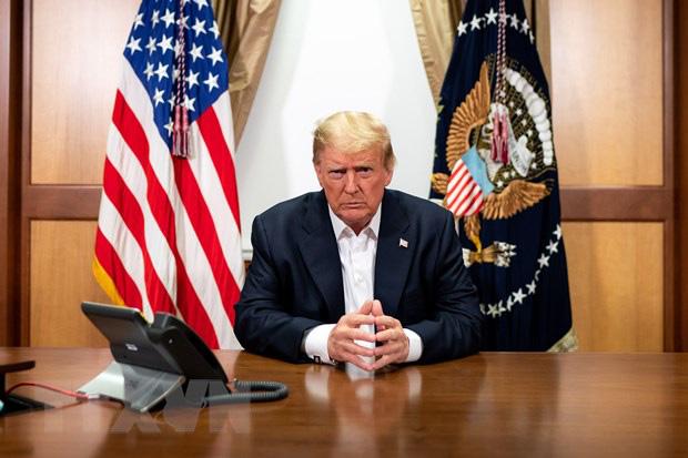 Bao giờ diễn ra phiên tòa luận tội ông Trump lần 2? - Ảnh 1.