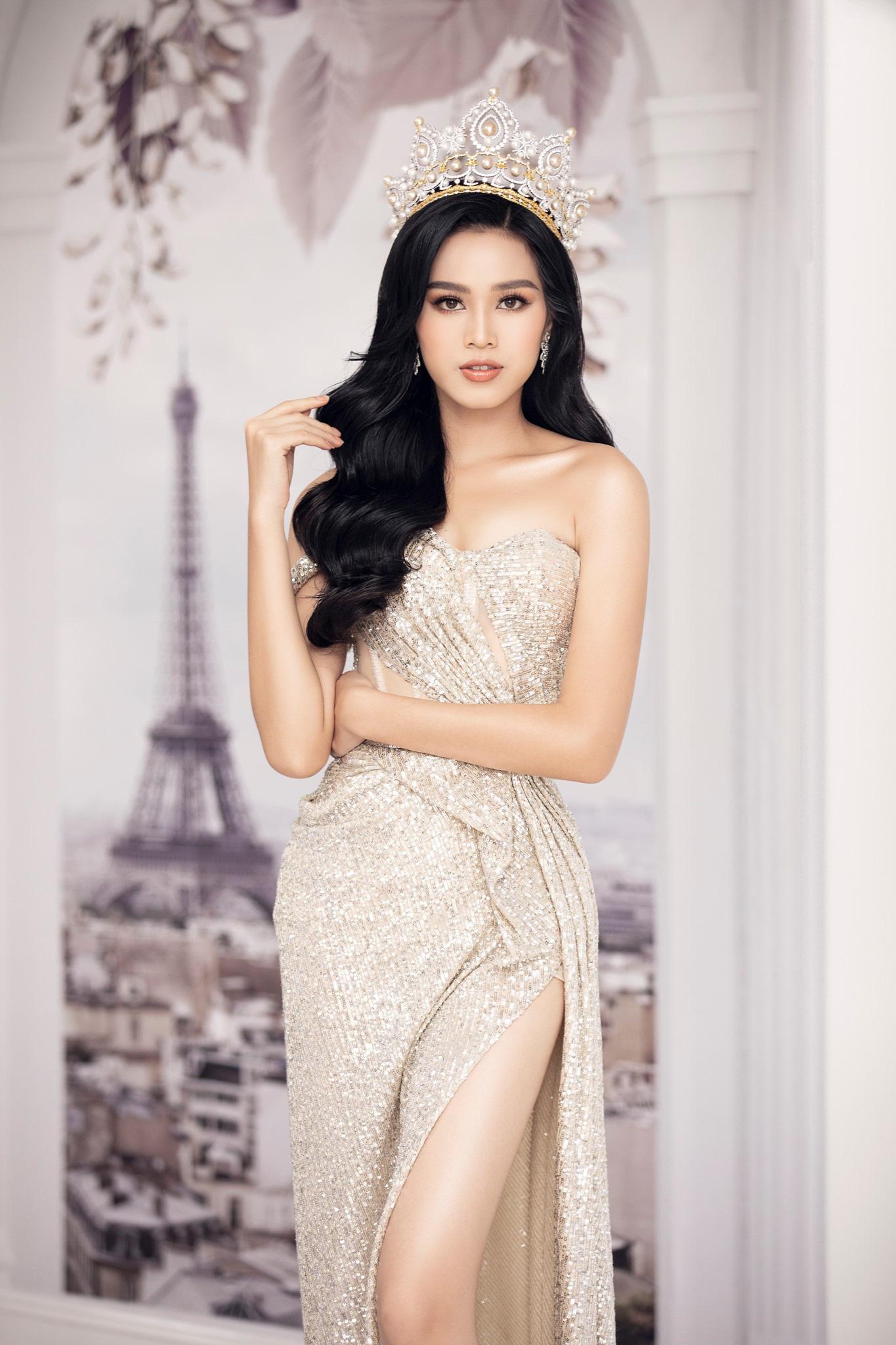 Hé lộ mong muốn của Hoa hậu Đỗ Thị Hà trong năm Tân Sửu 2021? - Ảnh 1.