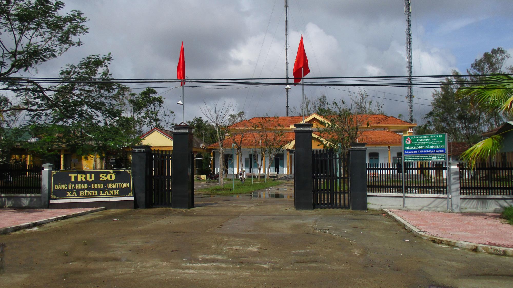 Bình Lãnh (Quảng Nam): Làng quê khởi sắc nhờ nông thôn mới - Ảnh 5.
