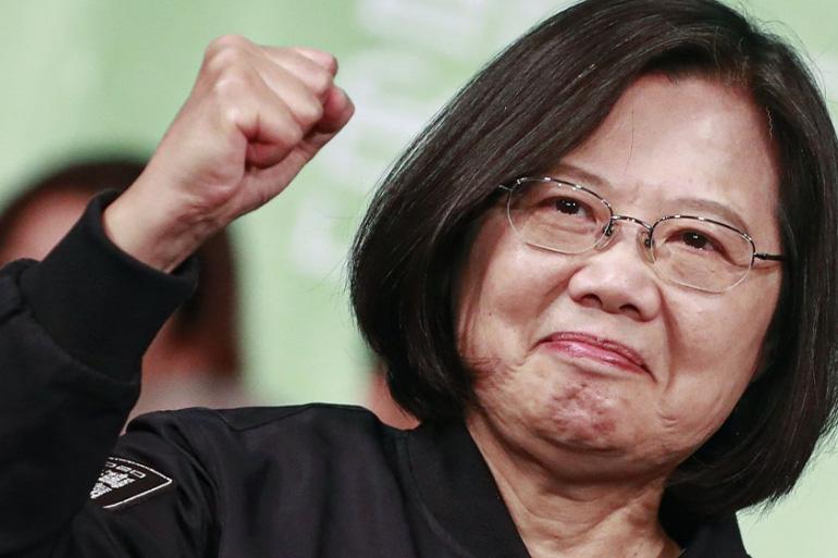 Thông điệp mới của Đài Loan gửi Trung Quốc - Ảnh 1.