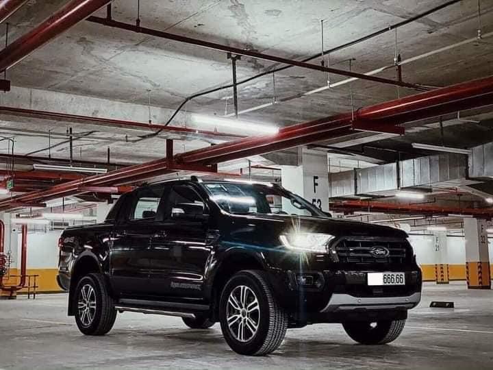 Rao giá 2,6 tỷ đồng vì sở hữu biển ngũ quý 6, Ford Ranger ODO 1.500km tìm được chủ nhân mới sau… 6 ngày đăng bán - Ảnh 1.