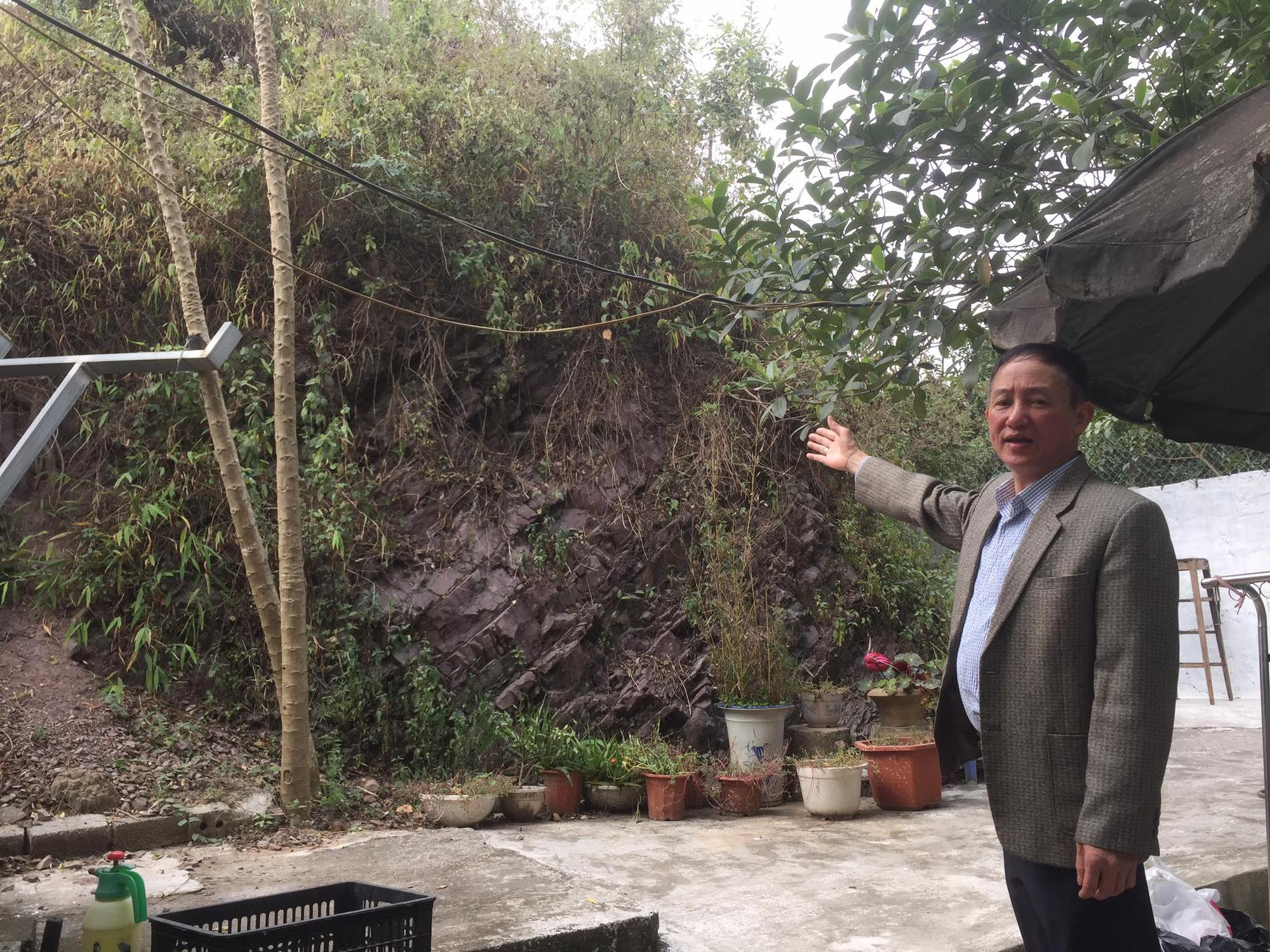 """Ninh Bình: """"Hô biến"""" diện tích đất đồi dưới hành lang lưới điện cấp trái quy định 4 sổ đỏ cho dân - Ảnh 1."""