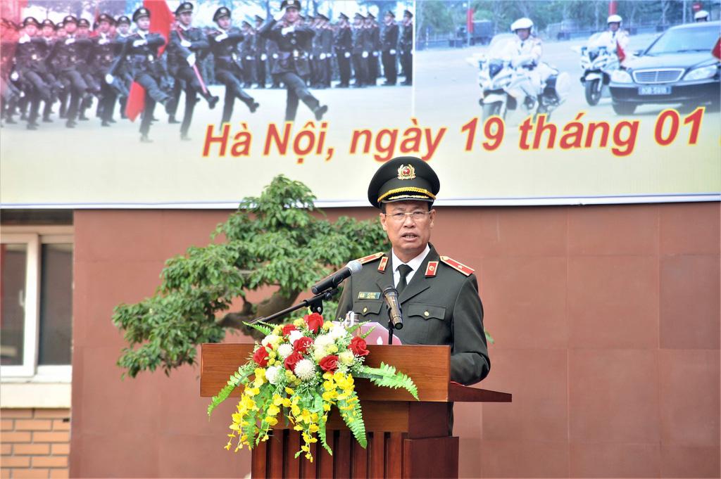 Bộ Tư lệnh Cảnh vệ ra quân bảo vệ Đại hội Đảng XIII - Ảnh 2.