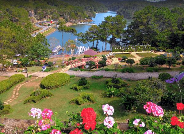 Loạt điểm đến trong mơ chớ nên bỏ lỡ khi ghé thăm Đà Lạt trong mùa xuân này - Ảnh 4.